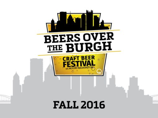 Beers Over The Burgh Campaign